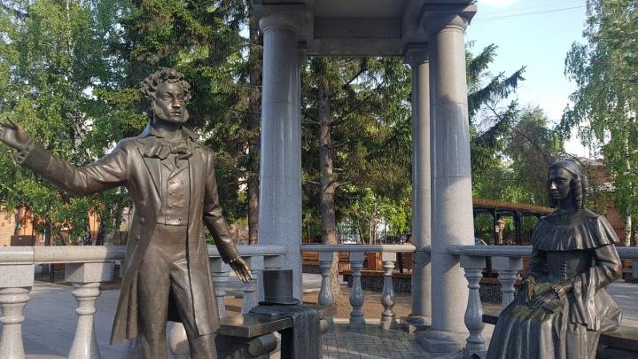 В день рождения Пушкина вспоминаем, как его прадед бывал в Красноярске