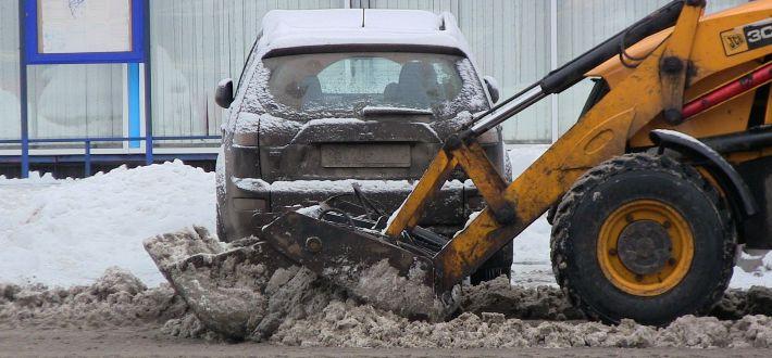 В Самаре будут вводить временное ограничение на парковку