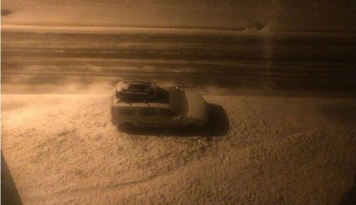 Пришла зима: в Башкирии выпал снег