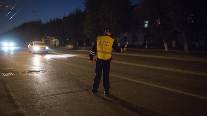 ГИБДД три дня ловила пьяных на дорогах: на спецстоянку увезли два десятка машин