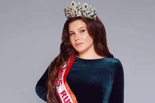 Нижегородка завоевала корону «Мисс ООН». Она была единственной участницей из России