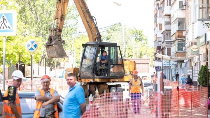 Жители нескольких улиц Ростова останутся без холодной воды