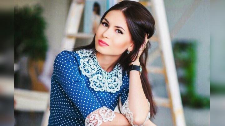 Яркая брюнетка из Красноярска претендует на титул «Самое красивое лицо мира»
