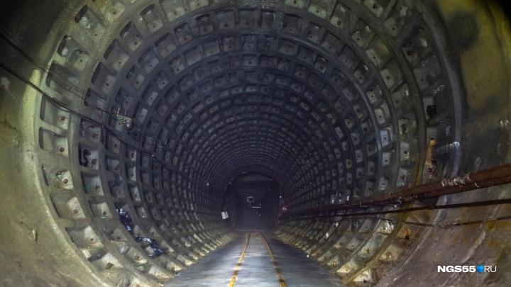 Вброд по омскому метро: смотрим, действительно ли в тоннелях есть вода