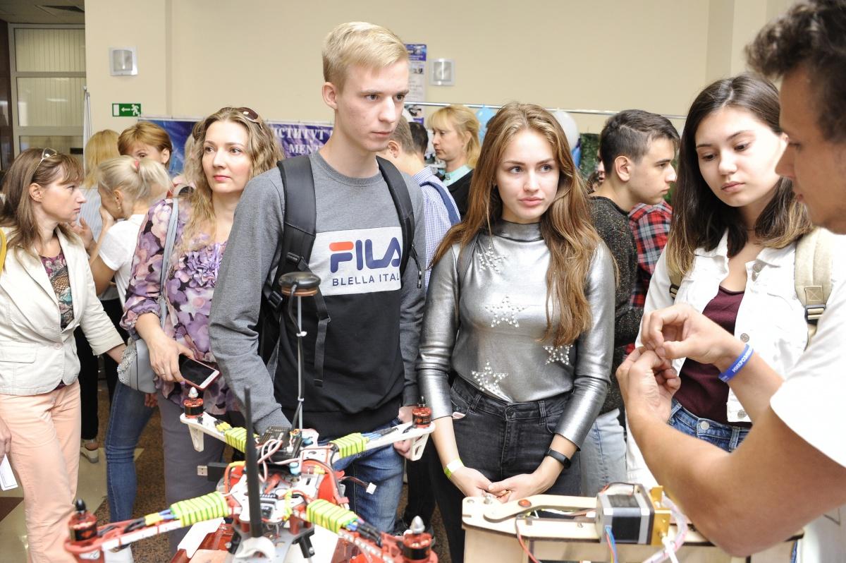 В Ростове включили «ЭКОлогику»: ДГТУ провел масштабный фестиваль науки