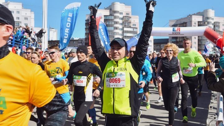 Организаторы ЕА «Международный марафон» дали несколько советов участникам забега «Майская гроза»