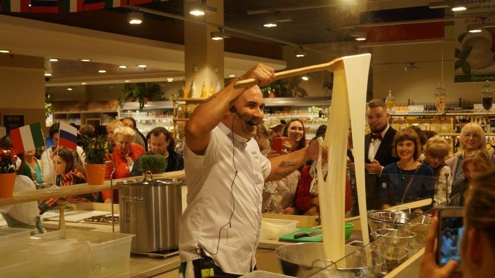 Где купить настоящий итальянский сыр?