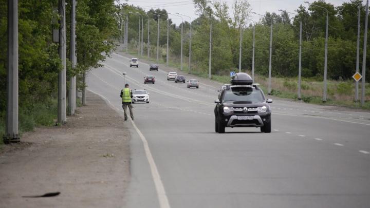 Техника пришла, но не вся: новый подрядчик сдвигает сроки дорожного ремонта в Челябинске