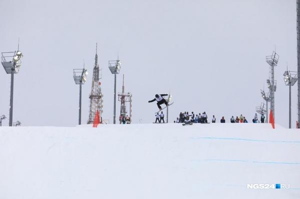 Через 5 лет в Красноярске вновь могут пройти крупные спортивные соревнования