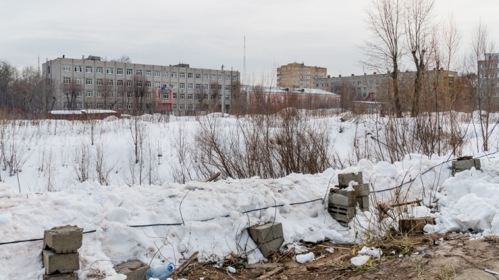 УФАС: власти Перми незаконно запретили строительство жилого комплекса напротив ТРК «Семья»