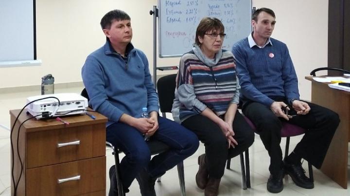 Трое. Коалиция «Стоп-Шиес» определилась с кандидатами на выборы губернатора Архангельской области