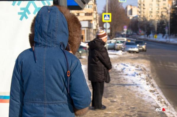 Теперь добираться до центра города жителям Волгаря придется только на автобусах