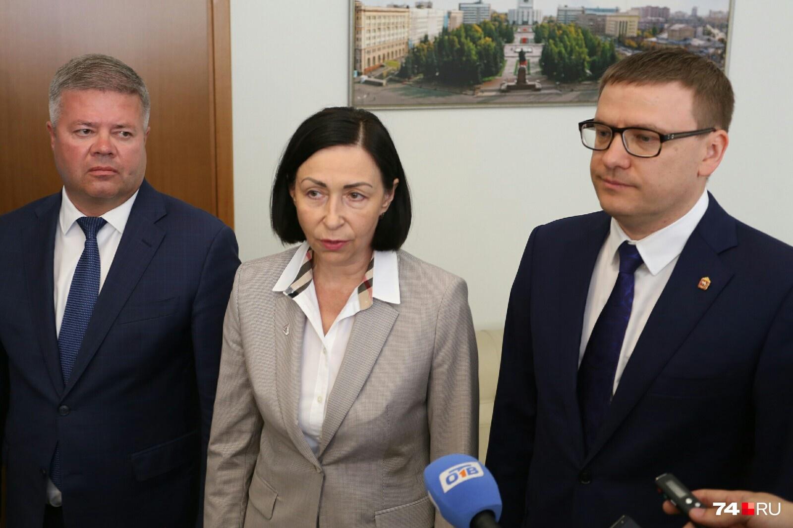 Исполнять обязанности мэра Челябинска Наталья Котова будет как минимум до сентября
