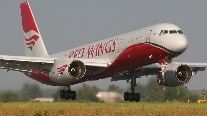 Вылетели на резервном самолёте: в авиакомпании Red Wings прокомментировали ЧП с рейсом Уфа — Сочи
