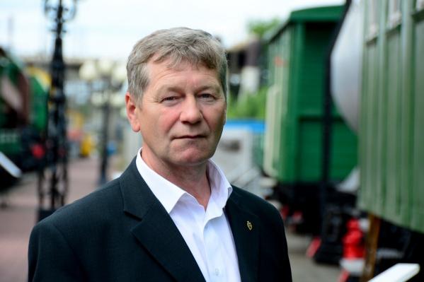 Григорий Осокин работал на Южно-Уральской железной дороге 12 лет