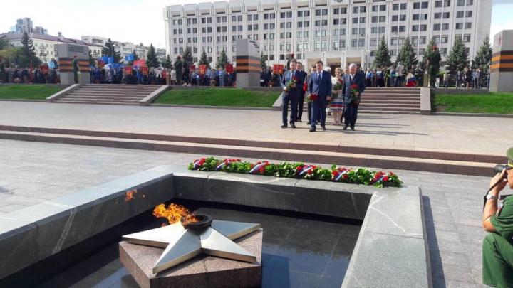 Переломный момент войны: в Самаре почтили память погибших на Курской дуге