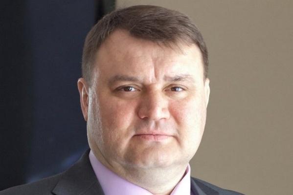 Проректор СФУ по экономике Павел Вчерашний