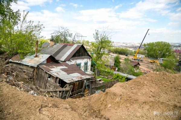 В Николаевке продолжает жить еще много людей