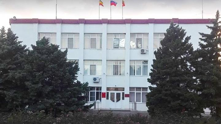 В администрацию Семикаракорского района пришли с обыском