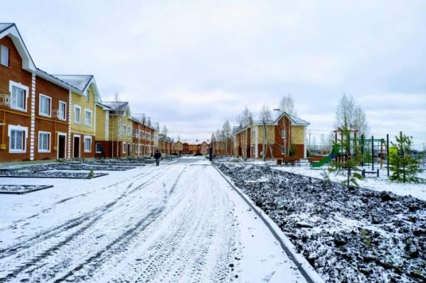 Поселиться в этом жилом квартале можно будет уже в этом году