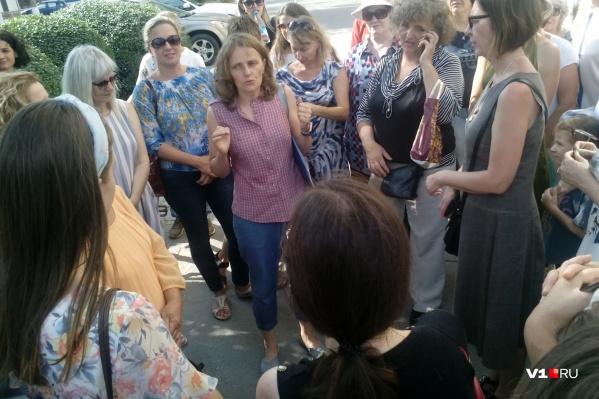 Юлия Янушкина расскажет на экскурсии о знаменитых творцах улицы Мира