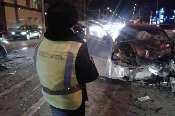 Родные погибшего водителя ищут свидетелей и видео ДТП