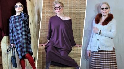 Как 66-летняя тюменка стала героиней журнала Cosmo. Смотрим 15 самых стильных образов модницы