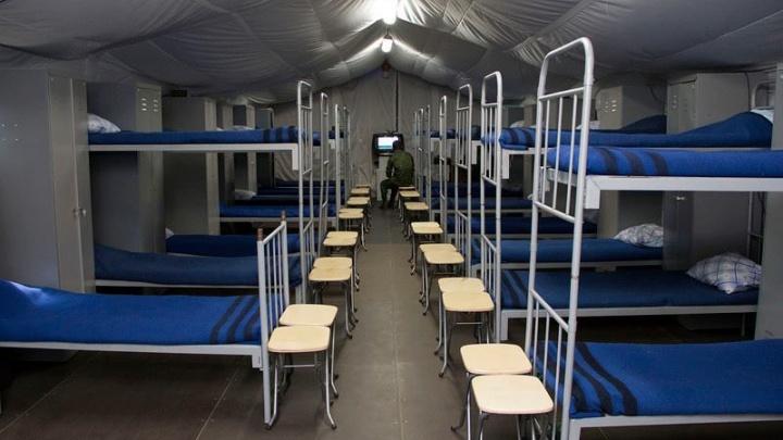 Лагерь для военной подготовки школьников решили открыть под Красноярском