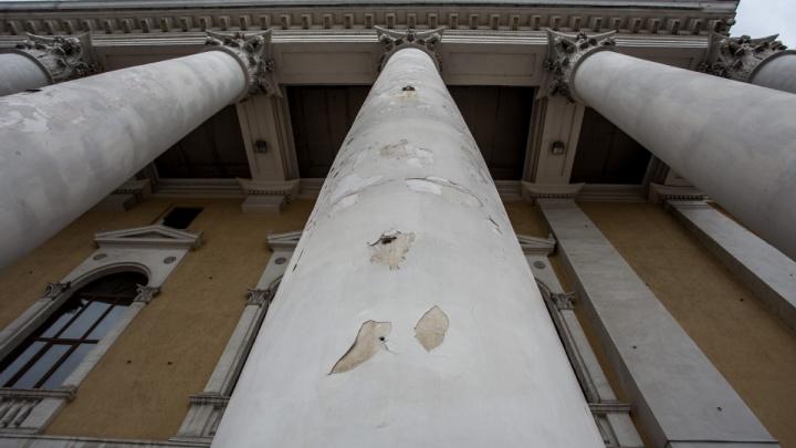 В УФАС пожаловались на аукцион по ремонту здания челябинского театра оперы и балета