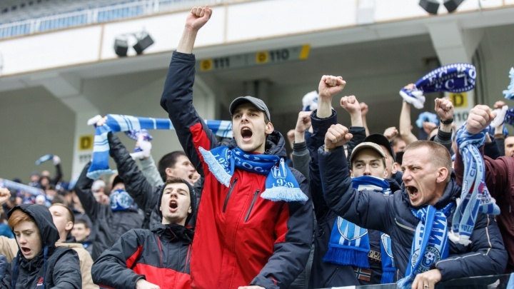 Волгоградский «Ротор» отыграл два мяча у «СКА-Хабаровск»: 2:2