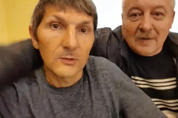 Вячеслав Григорьянц иВалерий Дзюба обвиняются в самоуправстве