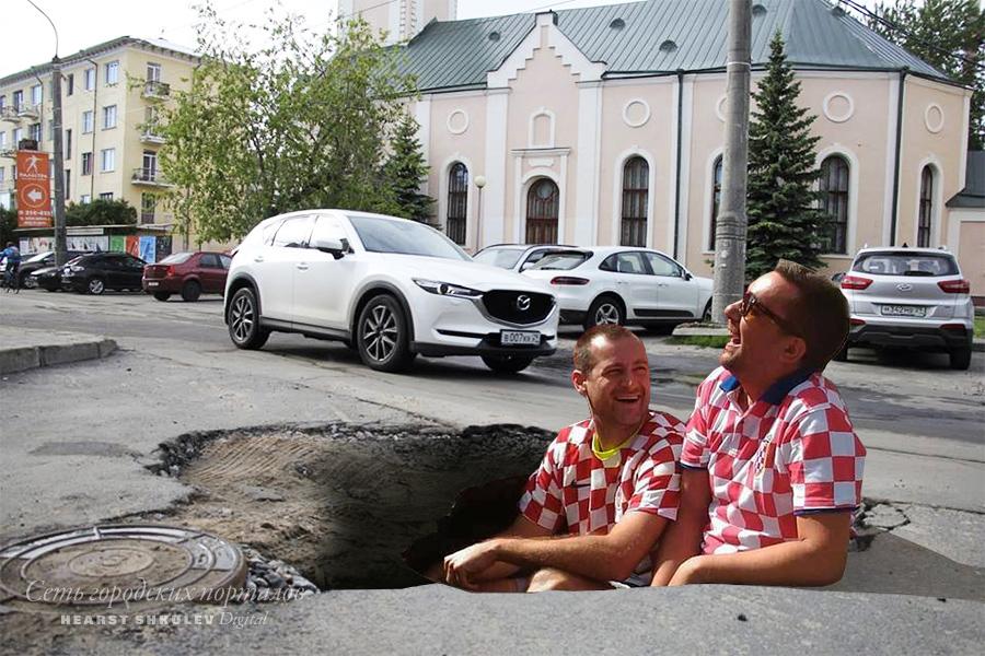 Такую красоту можно найти только в Архангельске