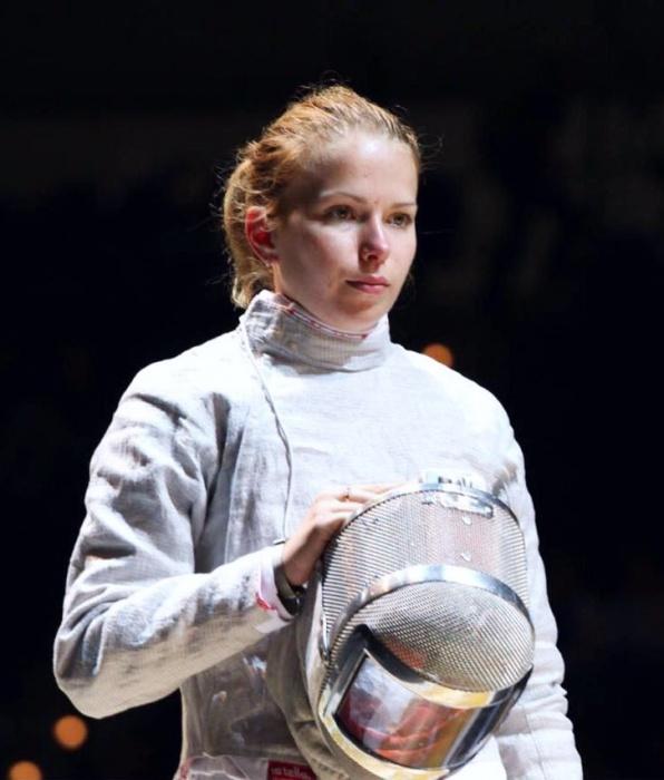 В 2016 году Юлия Гаврилова выиграла золото вместе со своей командой на Олимпиаде в Рио-де-Жанейро