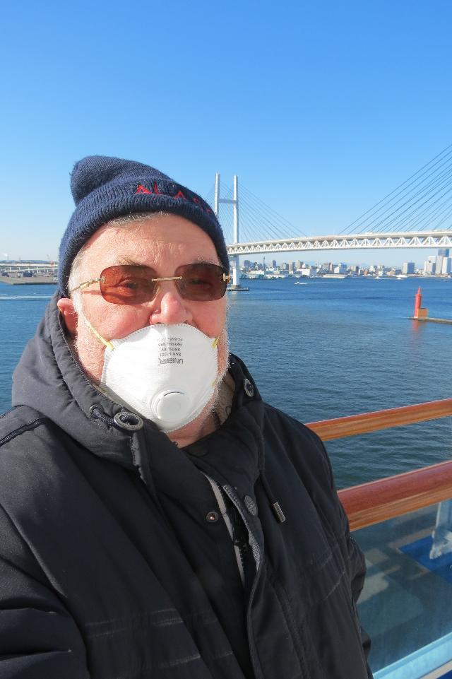 Каждый день туристам выдают маски