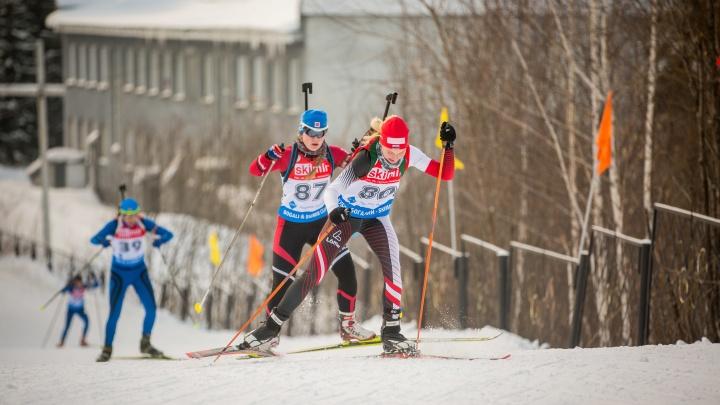 Новосибирские биатлонисты выиграли чемпионат Сибири