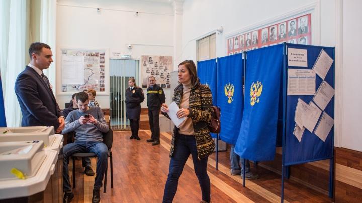 Выбирай любого: избирком окончательно определился с кандидатами в губернаторы Новосибирской области