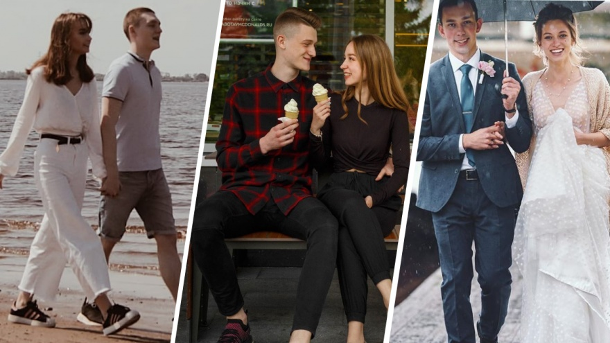 Смешные, нежные, трепетные: 15 романтичных снимков северян, заставляющих поверить в любовь