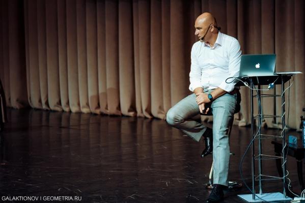 Радислав Гандапас, единственный представитель от стран Восточной Европы и бывшего СНГ, который входит в мировой рейтинг спикеров top-30 World Gurus