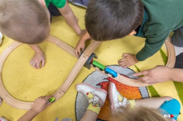 Новый садик примет 230 детей