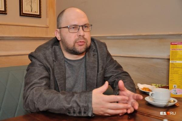Роман «Общага-на-Крови» Алексей Иванов написал, когда ему было 22 года
