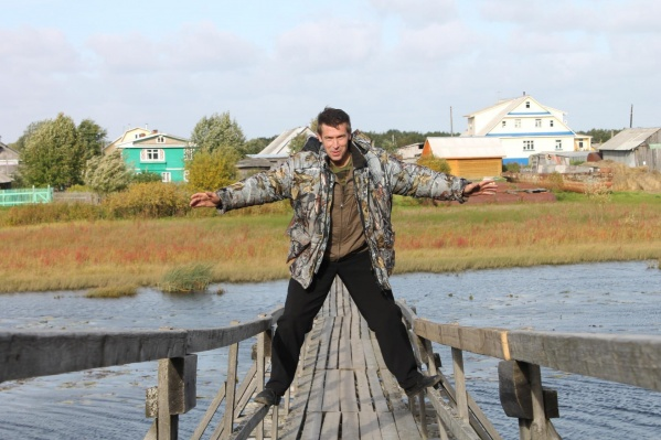 Сергей Бугаевский по специальности — биолог-охотовед