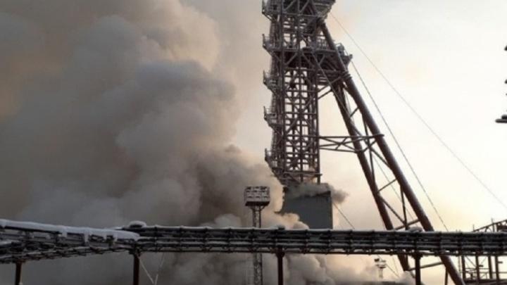 Спасатели нашли тела восьми погибших горняков на шахте в Соликамске