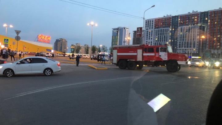 В ФСБ объяснили, почему в Уфе эвакуировали торговые центры, аэропорт и вокзал