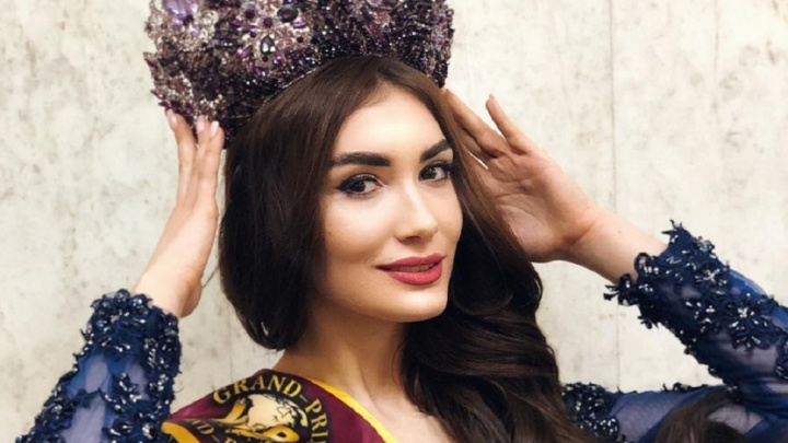 Студентка из Ростова завоевала титул «Мисс мировая красавица — 2018»