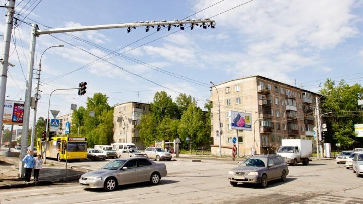 Камеры фотофиксации с Немировича-Данченко и Ватутина перенесут на новое место