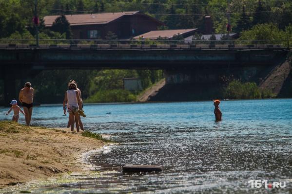Часто ростовчане купаются в местах, где нет спасателей и медпунктов