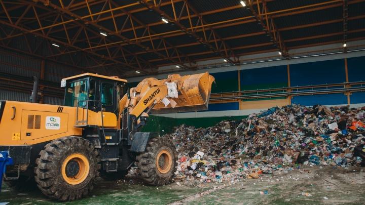 «Тюменское экологическое объединение» потратит на транспортировку мусора более 60 миллионов рублей