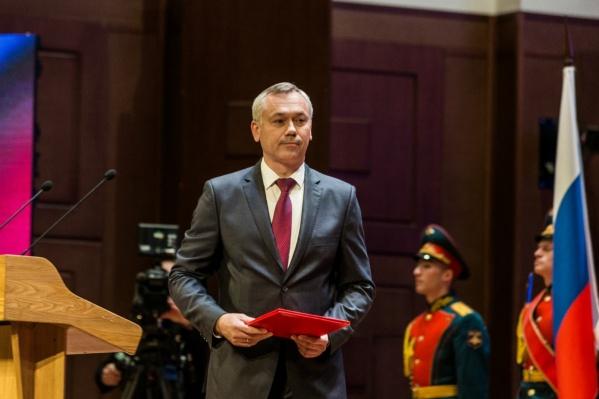 Травников сохранил в областном правительстве трёх ключевых чиновников