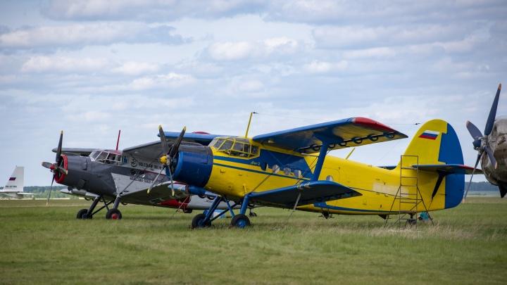 Из Варшавы в Марьяновку: как польские пилоты в Омскую область прилетели