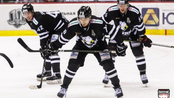 Определился следующий соперник челябинского «Трактора» в плей-офф КХЛ